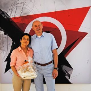 30-Jahre Firmenjubiläum Martin Weber