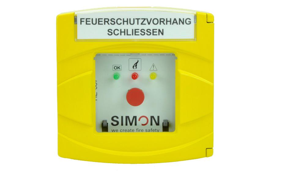 Elektrische Handansteuerung HE-87