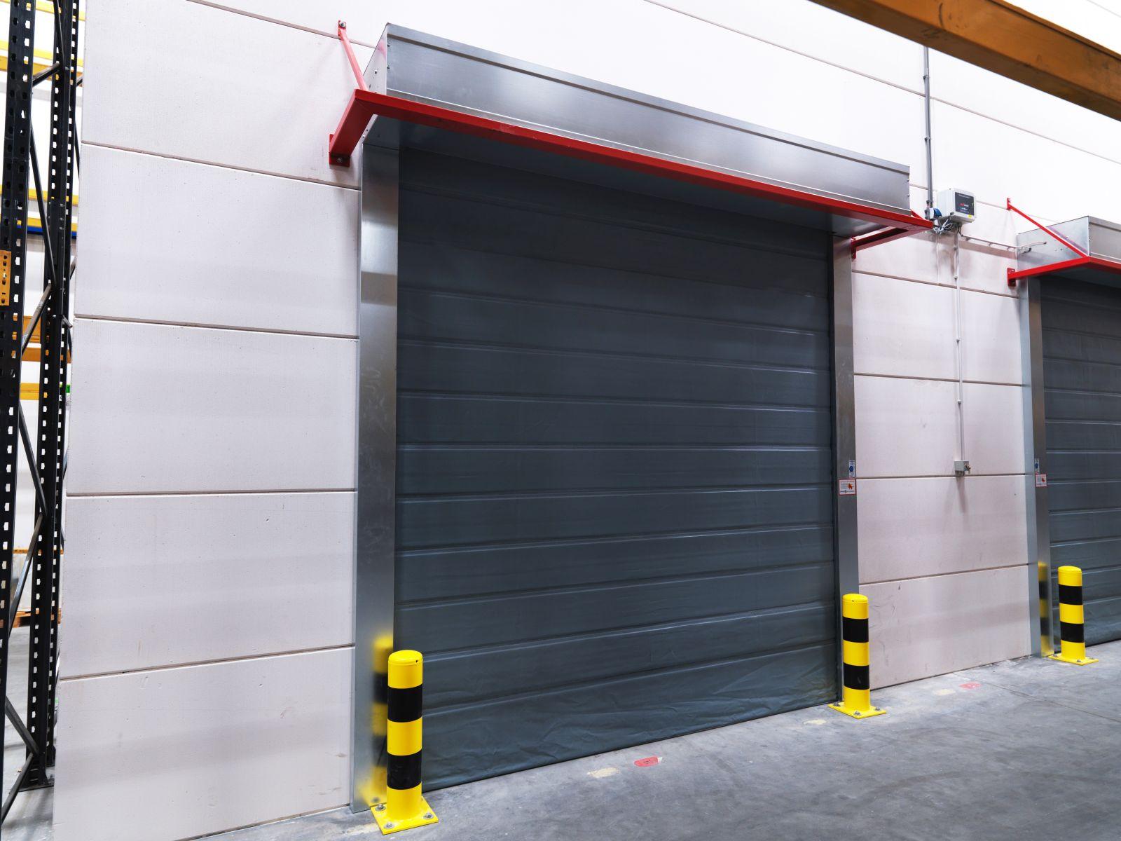 Foto vom Feuerschutzvorhang Fire Screen EI